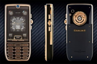 Ulysse Nardin Chairman is Luxury Hybrid Android Smartphone