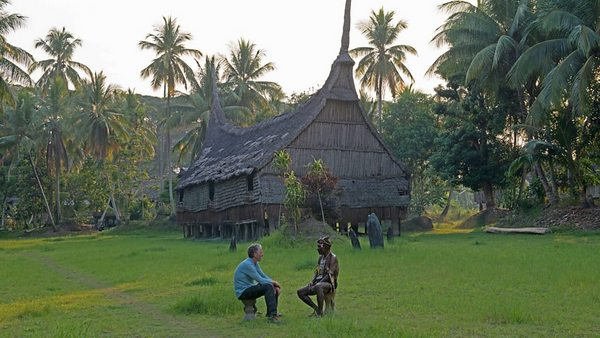 Tribes, Predators & Me - Crocodile People of New Guinea - Photo copyright BBC Natural History Unit (All Rights Reserved)