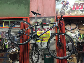 Sepeda Mtb Mosso Scandium XTR sram xo carbon