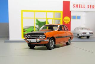 Tomica Limited Vintage LV-150a '69 Isuzu Bellett 1600 GT-R