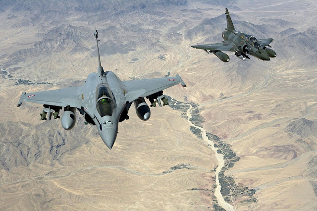 FRENCH AIR FORCE: CHAMMAL OPERATIONS REPORT