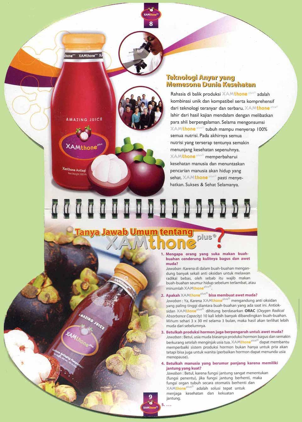 Manfaat Kulit Manggis Xamthone Plus