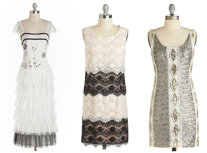 e771211b02262 Gatsby Inspired Wedding Attire and Accessories from Modcloth - This ...