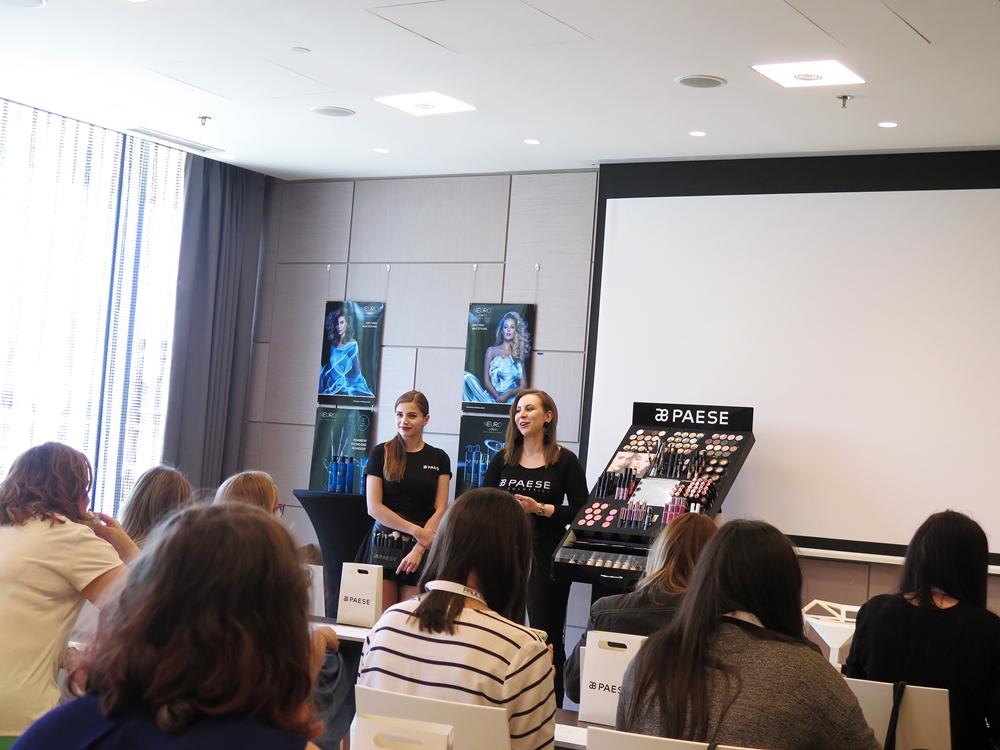 Beauty by Bloggers | Relacja z pierwszej edycji - Paul Mitchell, Paese, Chiodo Pro