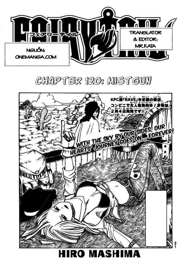 Fairy Tail Chap 121