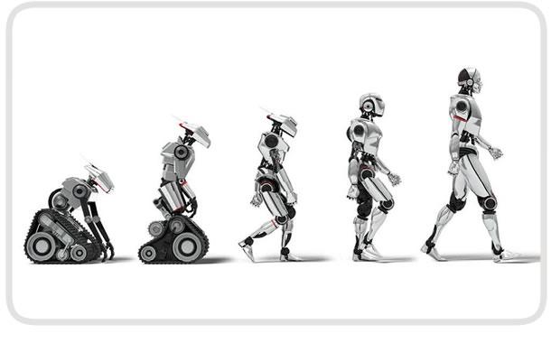 Robots en el Cine