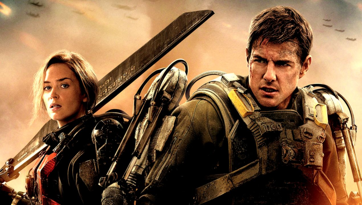 Emily Blunt Edge Of Tomorrow Wallpapers Wallpapers Gallery