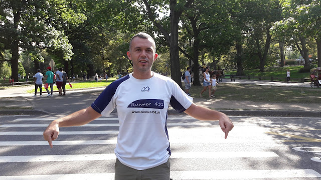 arrivo maratona New york
