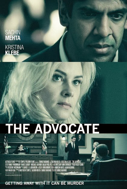 The Advocate 2013 DVDRip 400mb