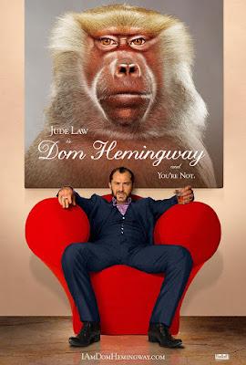 Dom Hemingway Poster