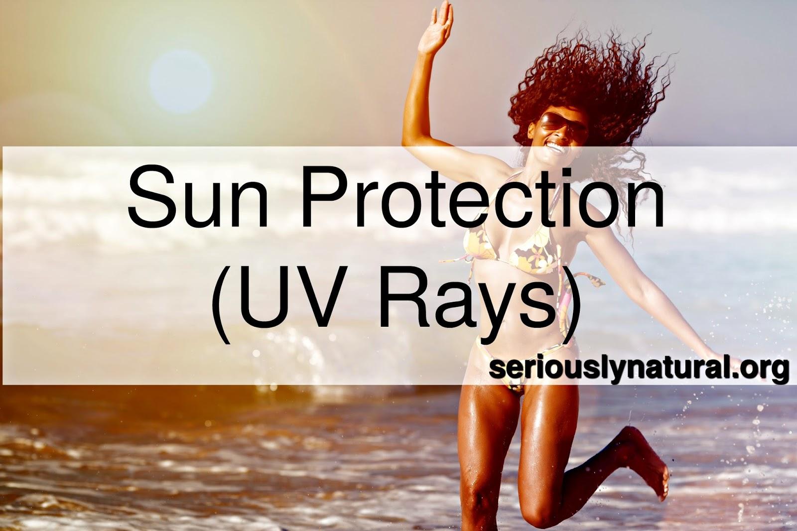 Click here for La Tourangelle Organic Coconut Oil to help block UV rays.