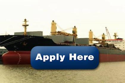Urgent job hiring for seaman join on bulk carrier ship