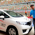 Honda Jazz : Dream Drive on Buddh F1 Circuit