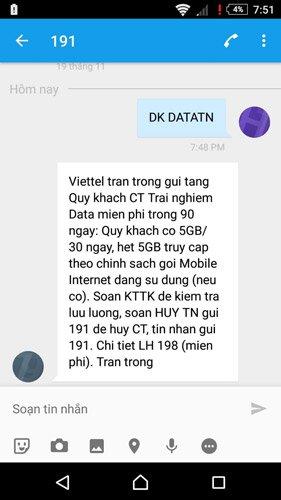 Cách nhận 15GB 4G miễn phí, tốc độ cao từ Viettel AnonyHome