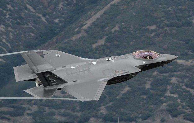 Νέοι περιορισμοί της αμερικανικής Γερουσίας στη μεταφορά των F-35 στη Τουρκία