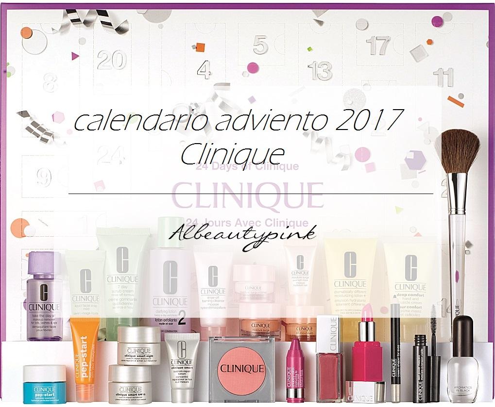 Albeautypink christmas is coming calendario de adviento for Calendario adviento 2017