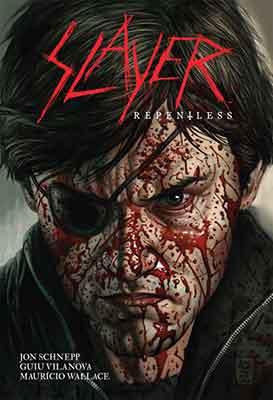 Slayer, La banda más tremenda del metal en cómic