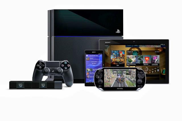 Sony's E3 2013 Warp Up