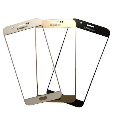 thay mặt kính Samsung galaxy A8