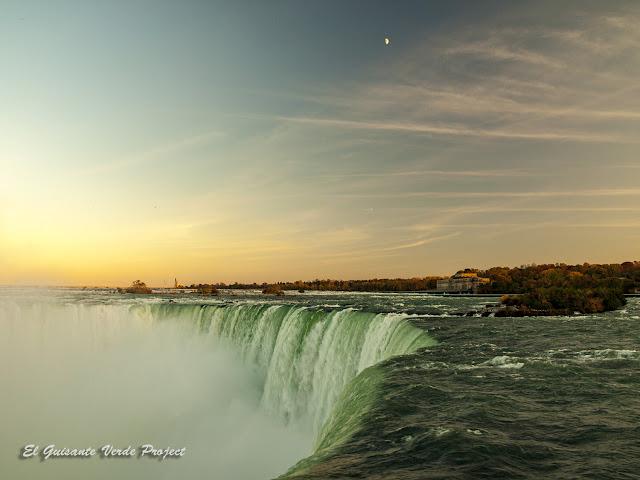 Cataratas del Niagara por El Guisante Verde Project