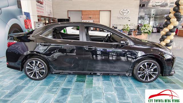 Giá xe, thông số kỹ thuật và đánh giá chi tiết Toyota Corolla Altis 2018 - ảnh 9