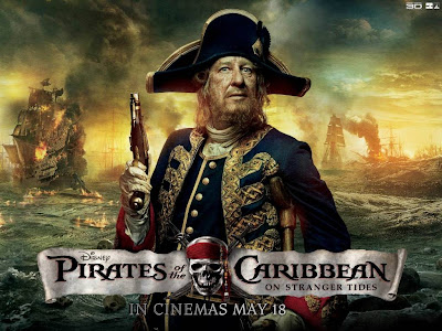 2011 Pirates of The Caribbean Standard Resolution HD Wallpaper 11