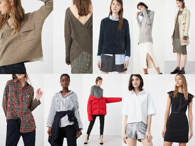 moda donna mango autunno-inverno 2016-17