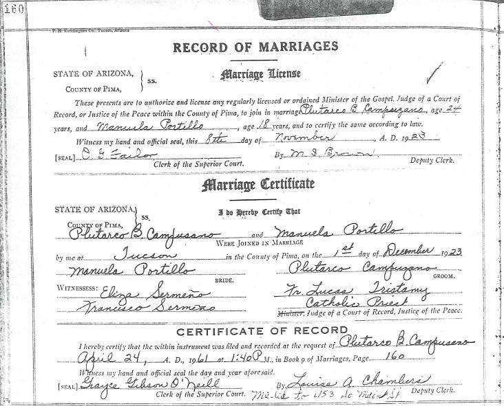 Clerk of the Superior Court of Maricopa County, Arizona
