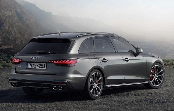 Audi S4 Avant 2019