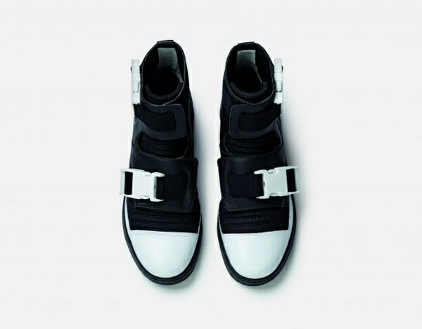 Adidas SLVR High Top Buckle