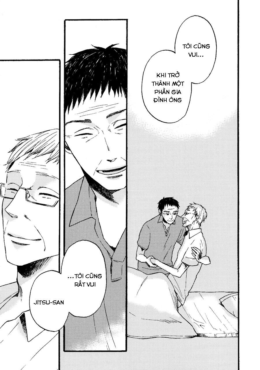 Nhìn lần cuối những kí ức ngày xưa - Tác giả UMEMATSU Machie - Trang 18