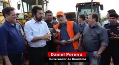 Vídeo: Dr. Neidson destaca a importância da Operação Limpeza nas ruas de Guajará-Mirim