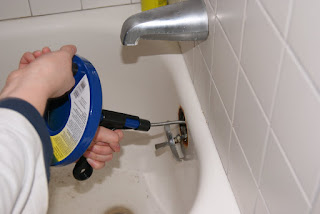 Help My Shower Drain Is Clogged No Chemicals Required