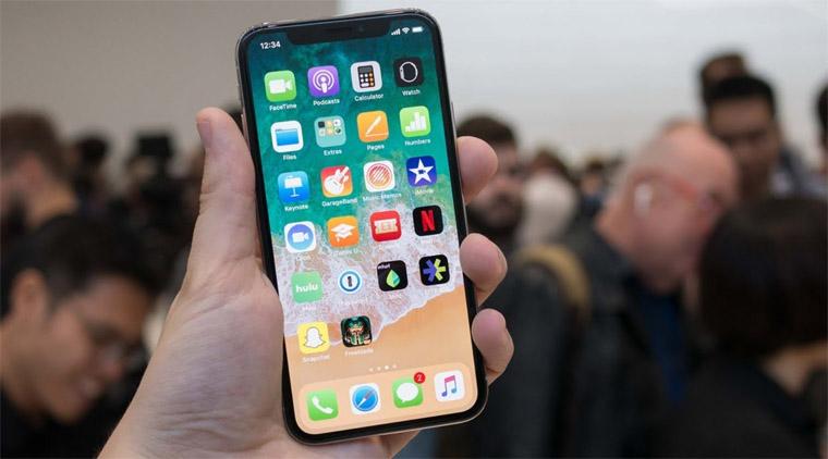 Fitur iPhone X yang Mencontek Smartphone Android