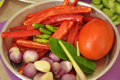 Delicious Indonesian Chilli Sauce