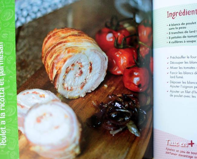 commander livre audrey bourdin cuisine