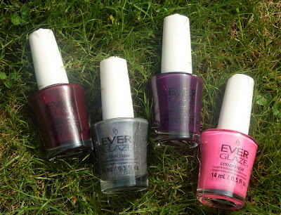 China Glaze Ever Glaze Extended Wear Nail Polish