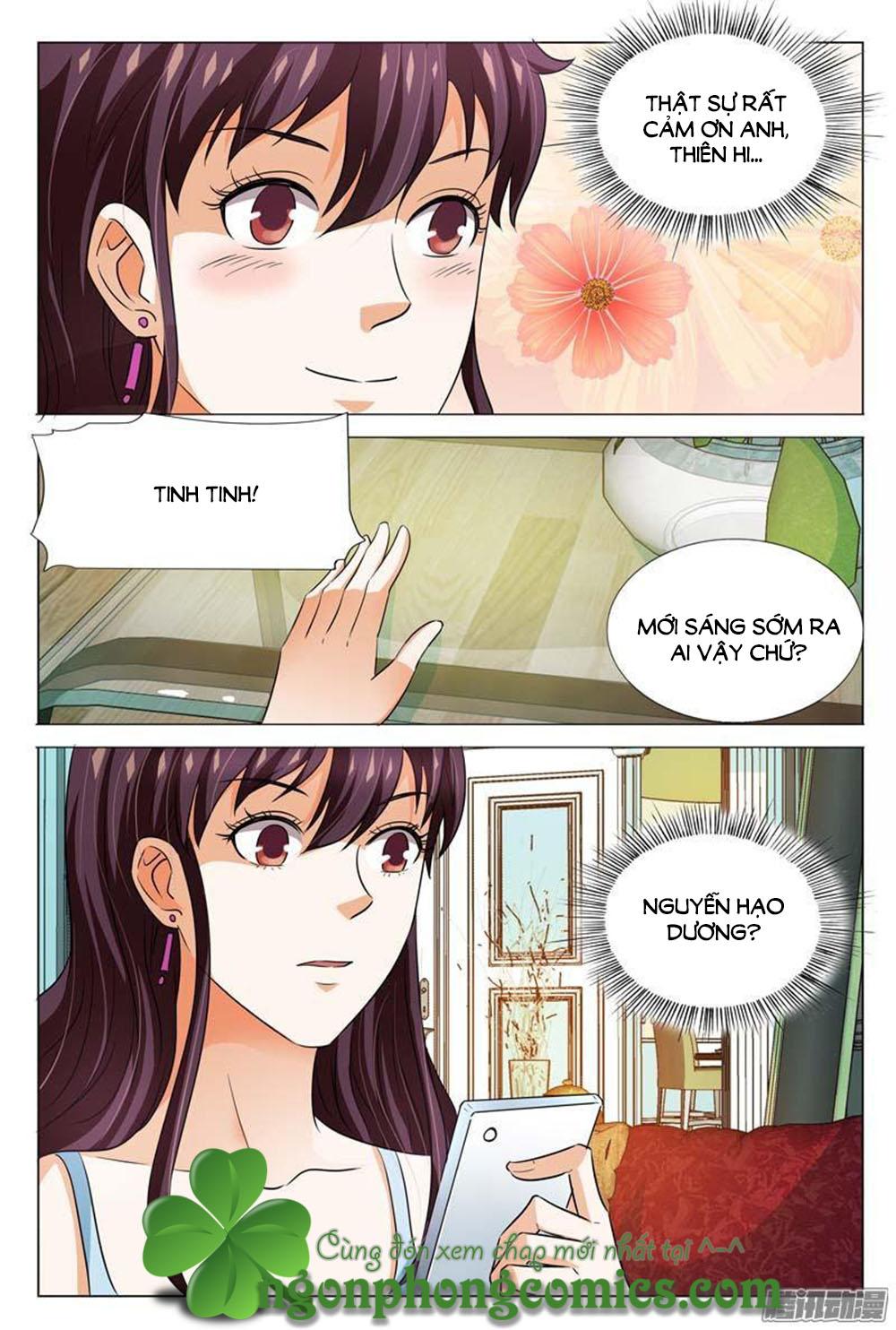 Hào Môn Tiểu Lão Bà Chap 102 - Trang 10