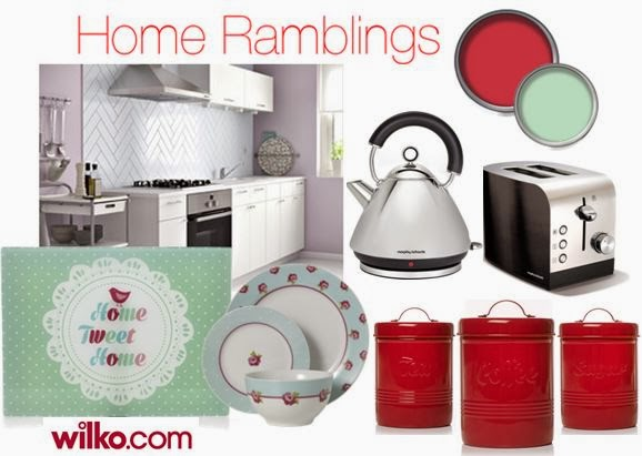 Home Ramblings With Wilko Kitchen Inspiration Eat Travel