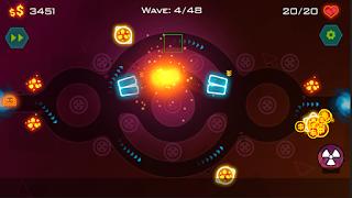 Tower Defense: Geometry War Mod Apk v1.2.3 (Unlimited Money)