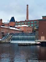 Tampere Finlaysonin tehdas