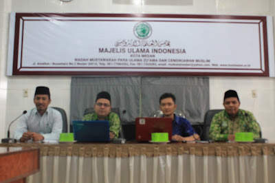 Blogger reporter, MUI Medan, Mas Santo