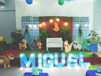 How we planned and prepared for Miguel's Baptism and First Birthday Celebration