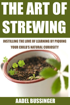 The Art of Strewing by Aadel Bussinger Giveaway Winners-The Unlikely Homeschool