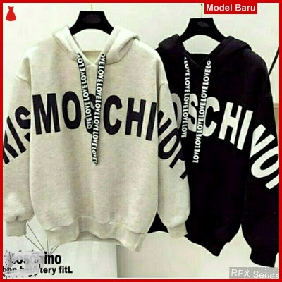 RFX039 MODEL SWEATER MOSCHINO BABYTERY FITL BMG SHOP MURAH ONLINE