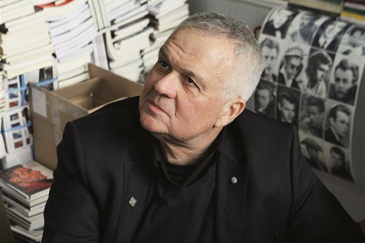 Ο Γιώργος Χρονάς μιλάει στο Εθνολογικό Μουσείο Θράκης για προσωπικότητες - μύθους που γνώρισε