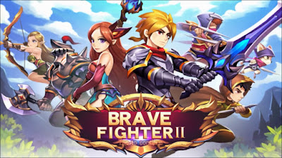 Download Game Android Gratis Brave fighter 2 Legion Frontier apk