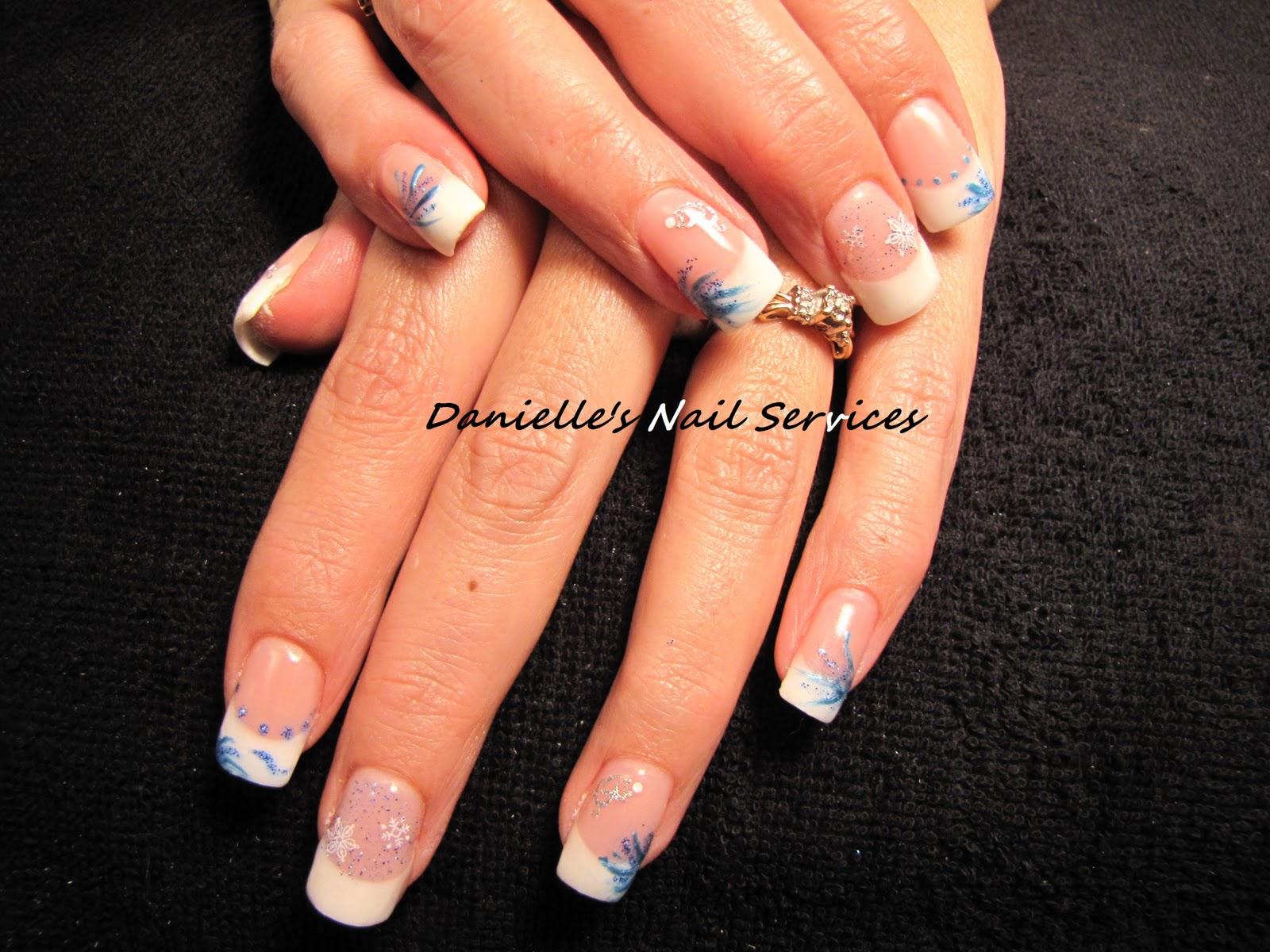 Danielle's Nail Services: November 27th, 2011 - Exam Nails ...
