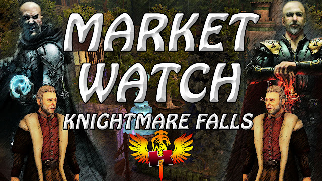 Knightmare Falls, 6 Player Vendors Checked (8/11/2017) • Shroud Of The Avatar Market Watch