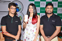 Bollywood Actress Adah Sharma Pos in White Printed Short Dress at OPPO F3 Plus Selfie Expert Mobile Launch .COM 0098.jpg